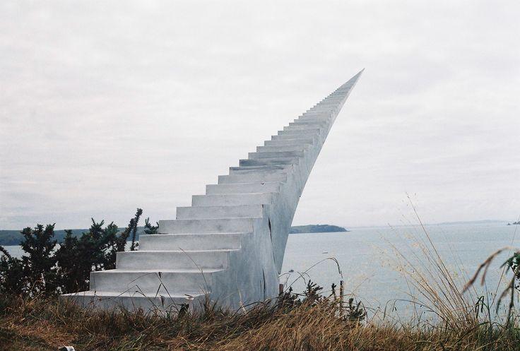 David McCracken 'Walking to the Mainland', 2005