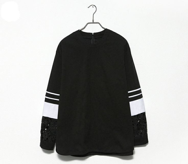 [OS] shoulder-about 46cm, bust-about 110cm, the length of garment-about 68cm, the width of the sleeve-about 38cm, the length of the sleeve-about 54cm 114.00