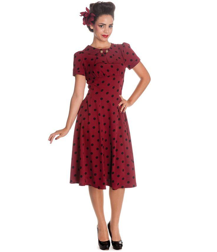 1940 style plus size dresses