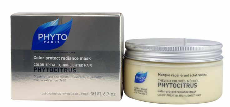 Εάν έχεις βαμμένα μαλλιά, περιποιήσου τα με τη μάσκα μαλλιών PHYTOCITRUS μετά το λούσιμο για να τα ενυδατώνεις και να τονώνεις το χρώμα τους!