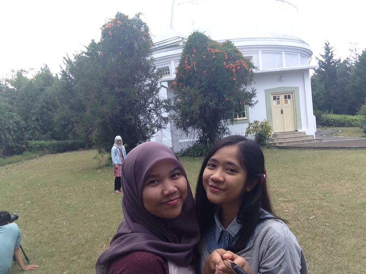 Observatory Bosscha, Lembang Indonesia