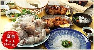 てっさ(とらふぐ刺し)|魚介料理の写真日記