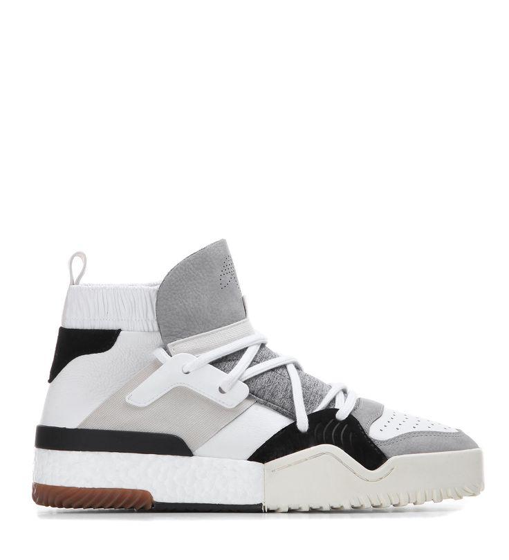 Купить Кеды Adidas Originals by Alexander Wang CM7824 117/0A1 для мужчин , цвет белый в интернет-магазине брендовой одежды, обуви и аксессауров Helen Marlen