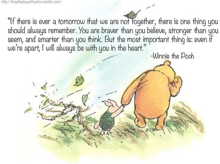 Winnie The Pooh Quotes. QuotesGram Quotes From Winnie The Pooh About Love