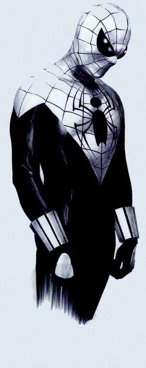 Alex Ross' Spider-Man Redesign