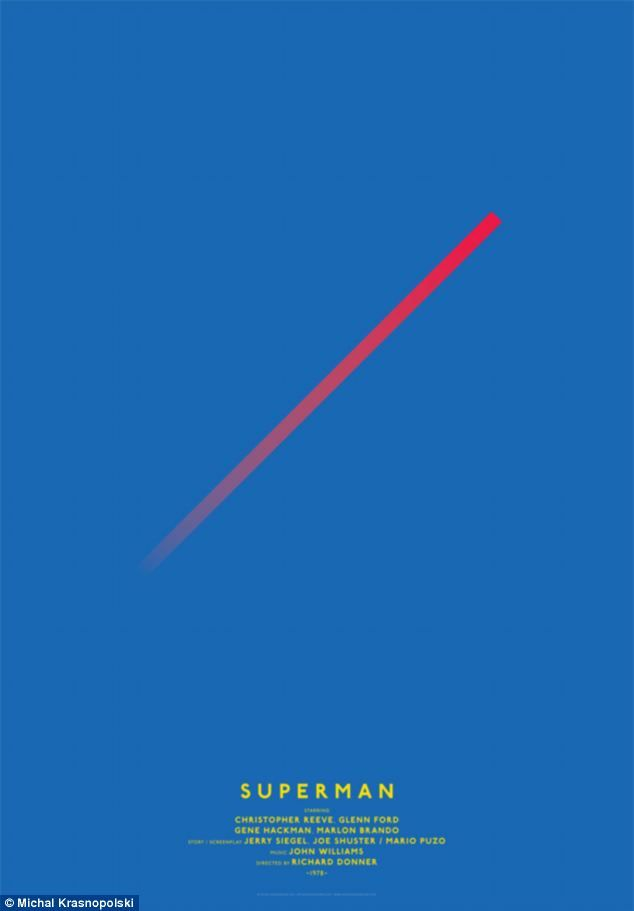 He S Got All The Best Lines Designer S Brilliant Minimalist Posters For Classic Films Using Just A Circle And Stripes Film Posters Minimalist Movie Posters Minimalist Movie Posters Design