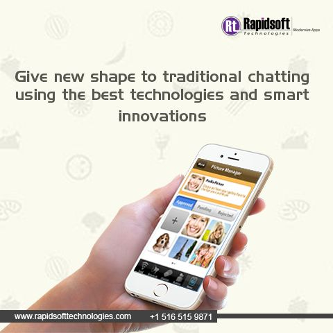 With Mobile App Development Company in India, you can build realtime chat app. We help to build chat apps across Web, Android, iOS and Windows in the