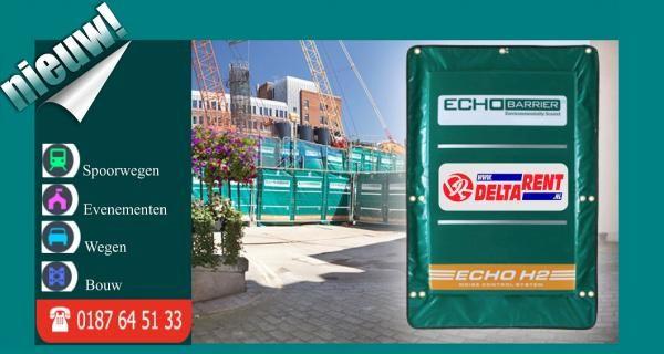 Nieuws - Deltarent is de eerste dealer van Echo Barrier van Nederland. - DeltaRent