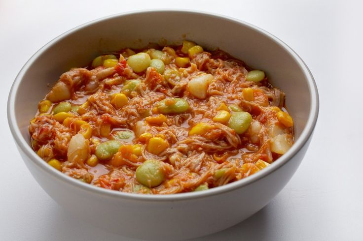 Official Brunswick Stew, as in, inspired by the Brunswick Stewmaster's Association of Brunswick County, Va.