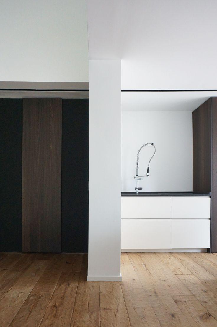 Private house, Reggio Emilia. Designed by PLUS Concept Studio.