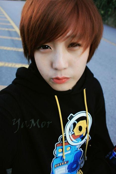HD wallpapers korean tomboy hairstyles