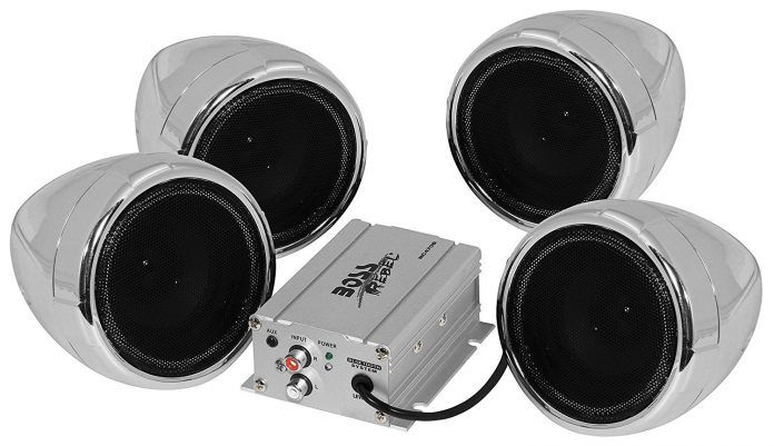 Best Wireless Speakers for Motorcycles