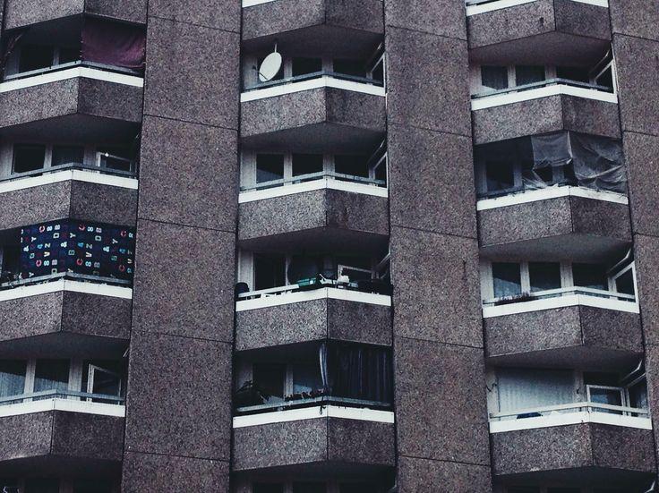 Gropiusstadt / Berlin (1966-1975) / proj. Walter Gropius