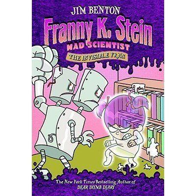 (P) There's nothing better than being a mad scientist -- at least according to Franny. So she's making in her mission to help her classmates...