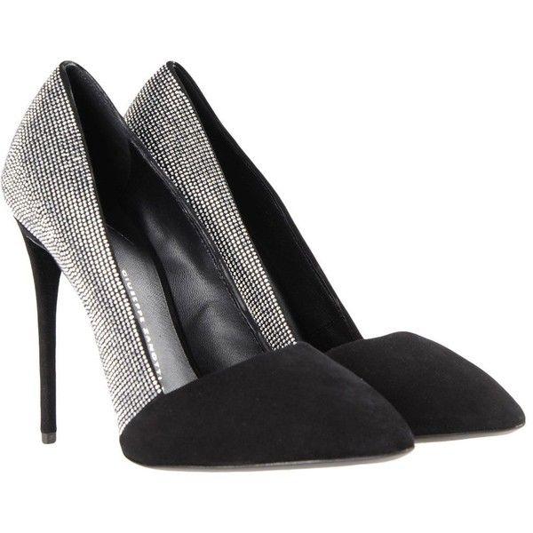 GIUSEPPE ZANOTTI DESIGN Pump ($501) ❤ liked on Polyvore featuring shoes, pumps, giuseppe zanotti shoes, giuseppe zanotti and giuseppe zanotti pumps