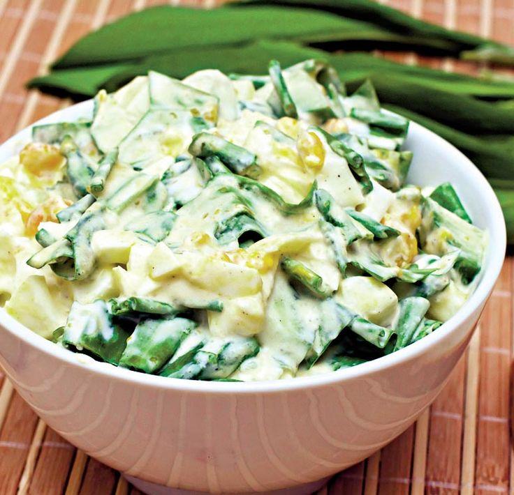 Salată de leurdă - Retete culinare - Romanesti si din Bucataria internationala