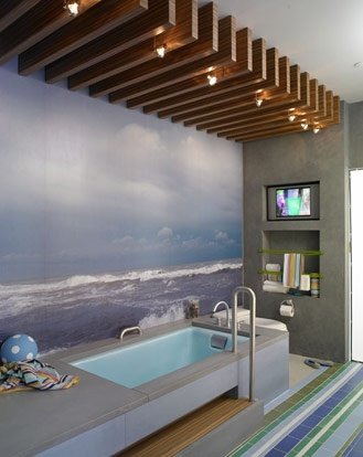 Kids Bath Christopher Coleman Interior Design