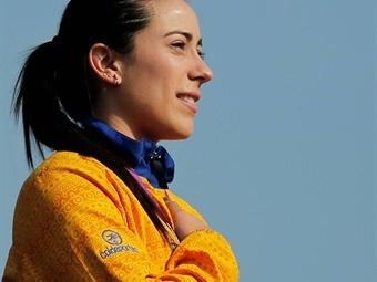 Preparan multitudinario recibimiento para Mariana Pajón, campeona olímpica del bicicross - 20120811