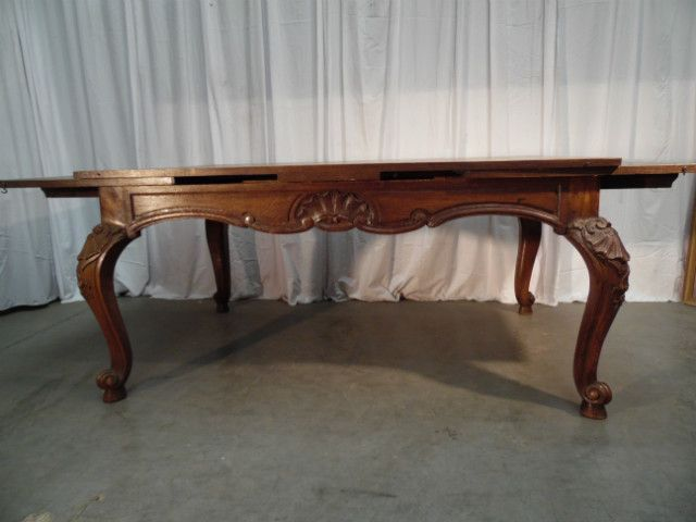 neo rustique table louis xv - Tables - Game tables - small tables - Furniture - Nord Antique