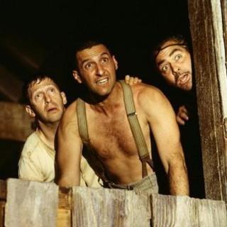 Russian gay guys preparing for massage