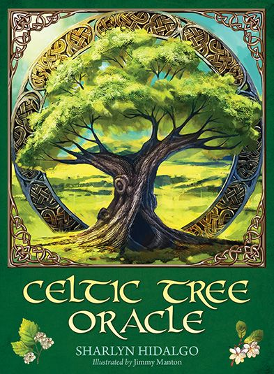 The 204 best deck oracle images on pinterest awesome baby and babys blue angel publishing celtic tree oracle sharlyn hidalgo illustrated by jimmy manton fandeluxe Choice Image