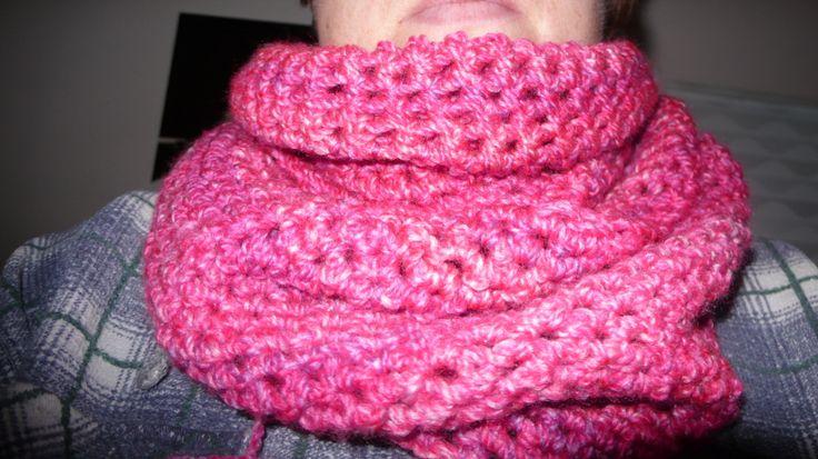 my tubescarf / tuubihuivi