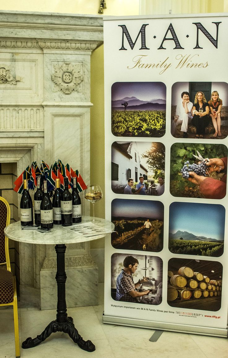https://flic.kr/p/HFoLzF | MAN Family Wines - Official wines of Freedom Day of South Africa in Warsaw