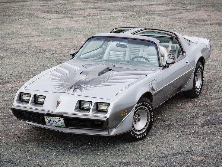 1979 Pontiac Firebird Trans AM 6.6 10th Anniversary