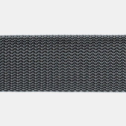 Gjordebånd nylon 38mm grå 5m