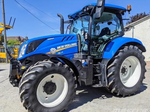 New Holland T6 175 Tractor Tier 4b My18 Parts Catalog Manual Service Repair Manuals Pdf Tractors Parts Catalog New Holland
