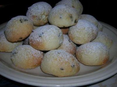 Biscotti con Ricotta e Cioccolato -----{fatti}