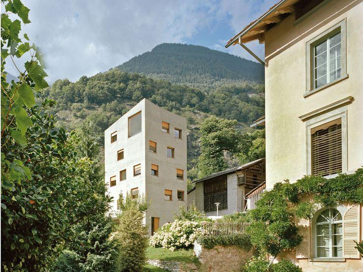 23 best miller maranta images on pinterest switzerland for Greentown villas 1 extension