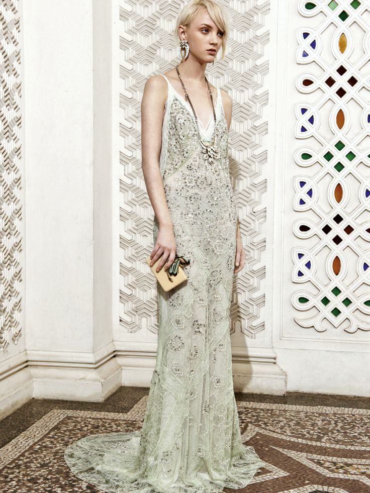 #RobertoCavalli SS 2014 Collection