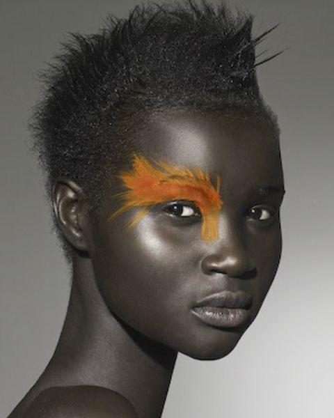 Ataui-Deng-Face-Paint