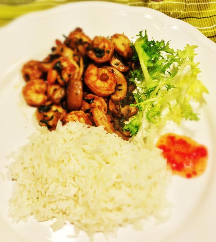 Japan Shrimps!