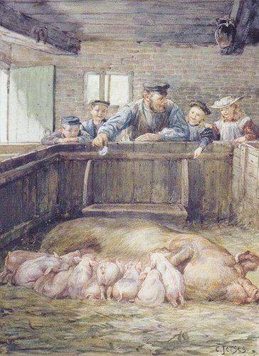 Ot en Sien, Cornelis Jetses