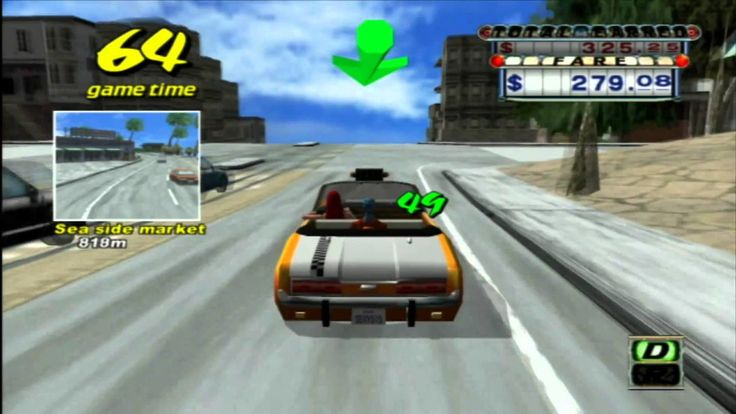 CRAZY TAXI Franchise Celebrated In Short Documentary — GameTyrant