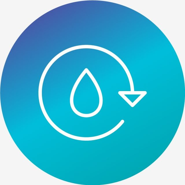 Water Recycle Vector Icon Recycle Icons Water Icons Recycle Png And Vector With Transparent Background For Free Download Vector Icons Free Water Icon Graphic Design Background Templates