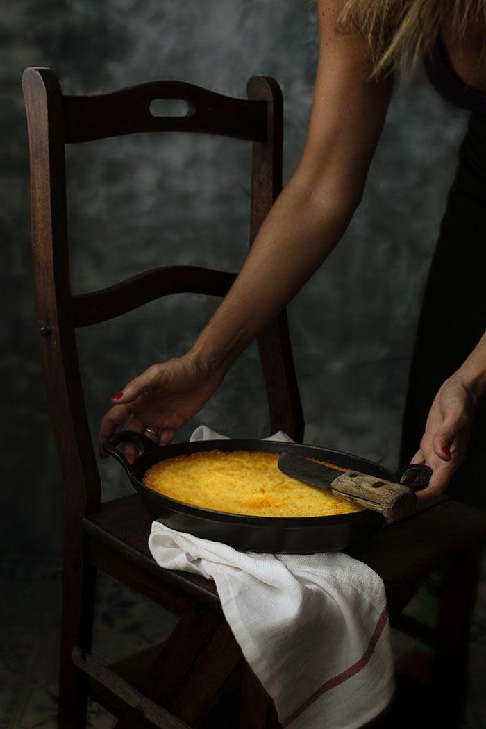 PAN DE MAÍZ SUREÑO EN SARTÉN Y CON CHORIZO   Sweet And Sour
