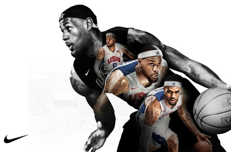 ManaMedia : Client: Nike Inc, Campaign: Find Your Greatness, Artist: Lebron James , Photographer: Warwick Saint, Location: Miami