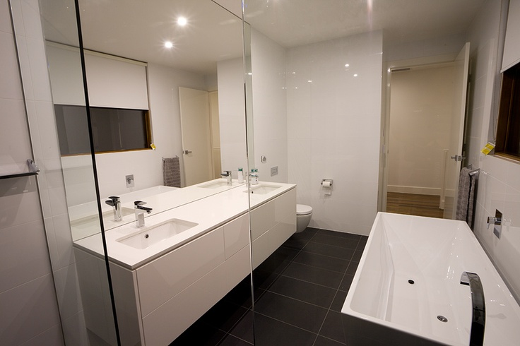Bathroom, Lightsview Terrace Display Home, open by appointment.