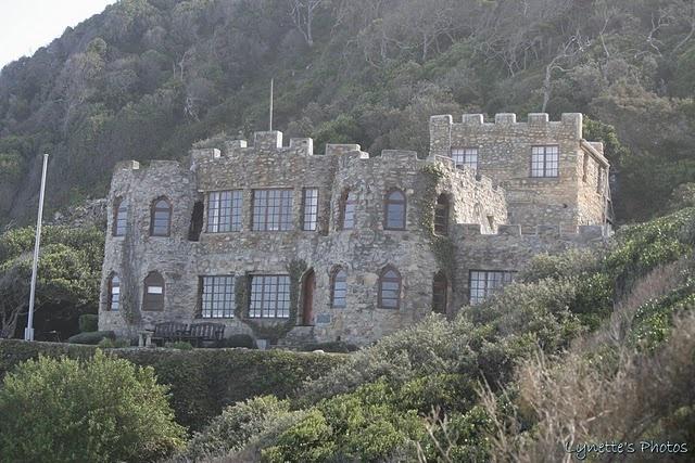 Noetzi Castle in SA