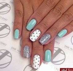 nail designs summer nail art