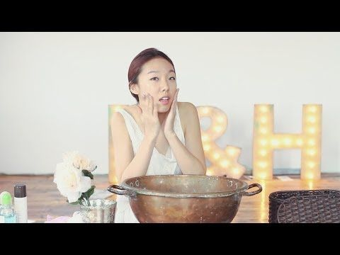 Korean Skincare Routine- Night-time ❤︎ (Combination,Oily, or Dry Skin) - YouTube