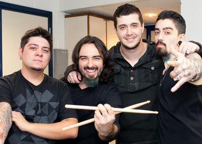 Banda Malta lidera as torcidas do SuperStar