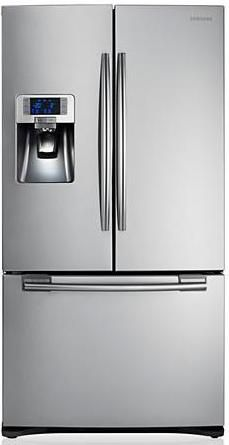 Samsung RFG23UERS1 - 525 litre G-Series Fridge Please note: It is recommended that the dimensions of this fridge freezer are checked prior to delivery to avoid any dissapointment or issues due to the size of this product. (Barcode EAN=880608510114 http://www.MightGet.com/january-2017-11/samsung-rfg23uers1--525-litre-g-series-fridge.asp