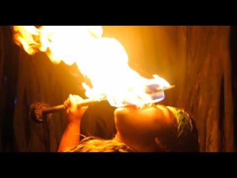 The Fire Knife Dance - Glidecam HD 4000 - YouTube --devinsupertramp