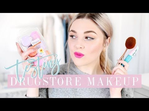 TESTING NEW DRUGSTORE MAKEUP LAUNCHES FOR SPRING | I Covet Thee haul - blogs de Beauty Trends https://link.crwd.fr/TYh