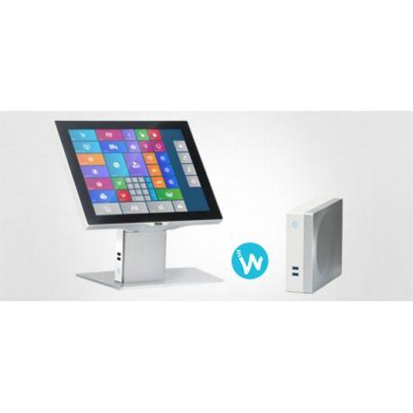 L'écran tactile Sango TOUCHSCREEN 15 pouces est un écran haut de gamme au design épuré | Livraison rapide sur www.waapos.com