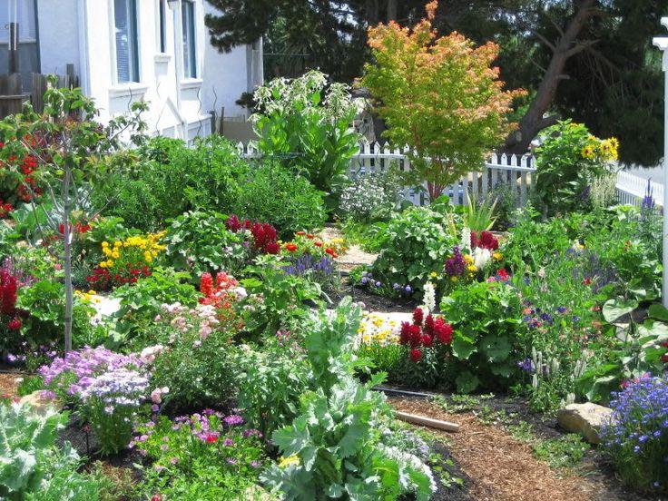 69 Best Images About Vegetable Garden Design - Le Potager On